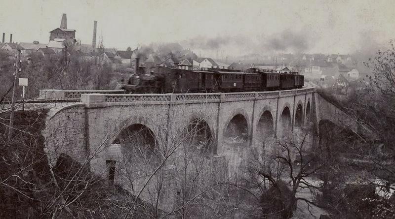 Podul de cale ferată Iam