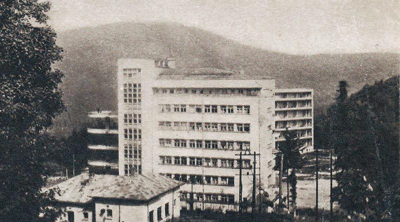 Sanatoriul TBC Marila